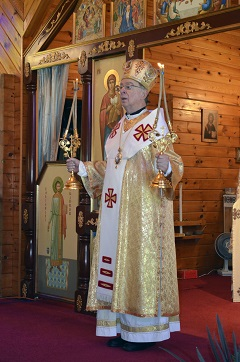 25 Anniversary of Sts. Volodymyr & Olha Ukrainian Catholic Church in Cawaja Beach